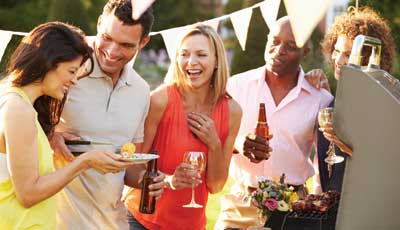 Make your barbeque party go without a glitch