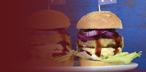 Recipe - Aussie Burgers